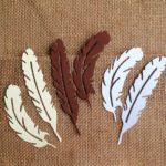 Шаблоны перьев