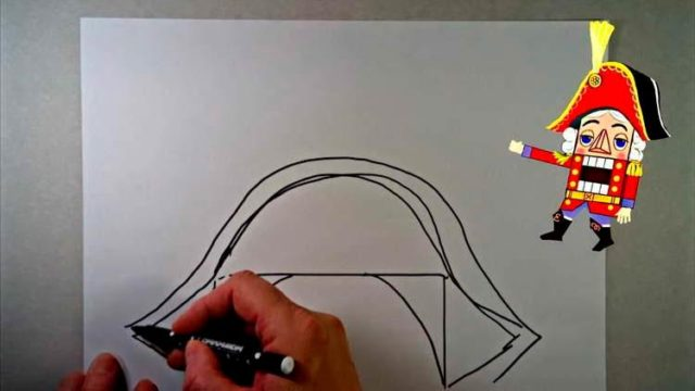 Как делать щелкунчика из коробки от сока