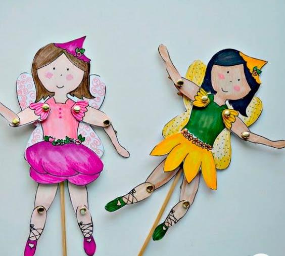 Куклы дергунчики