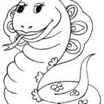 Шаблон змейки