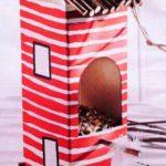 Кормушка для птиц из коробки